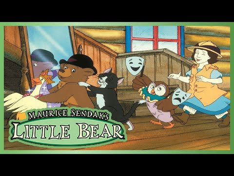 Little Bear | The Red Thread / Princess Duck / Little Bear Meets Duck - Ep. 36