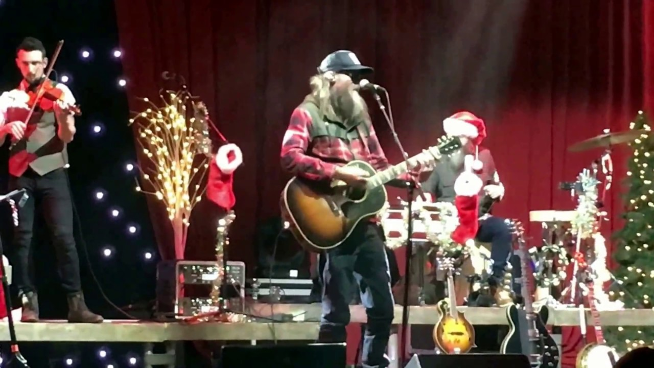 Feliz Navidad - Crower at K-Love Christmas Tour 2016 - YouTube