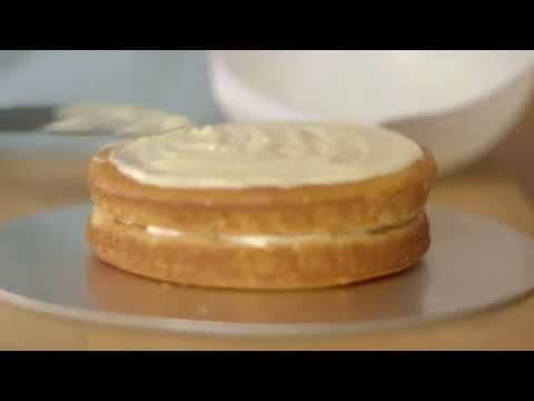 Victoria Sponge cake by Jane Asher