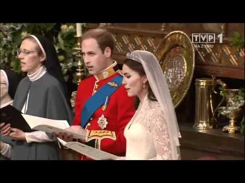 Wedding Prince Williamkate ślub Księcia Williama I Kate Youtube