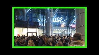 Metz : affluence monstre pour l'ouverture du centre commercial muse
