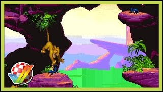 Amiga Longplay [023] The Lion King