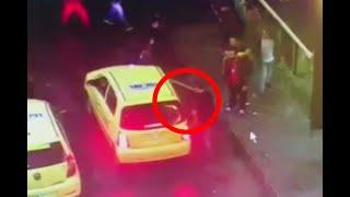 Lo drogaron en un taxi y, al despertar, tenía un pie fracturado y cero pesos | Noticias Caracol