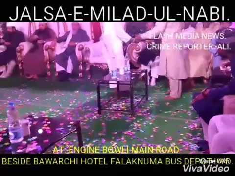 Jalsa-e-milad-ul-nabi/2016/Engine bowli hyd/flash media news/crime reporter:-Ali.