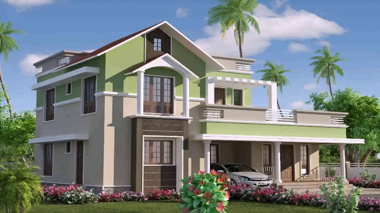 Kerala Style Flat Roof House Plans See Description See