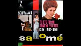 Salomé - Se'n Va Anar - EP 1963