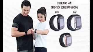 Đồng Hồ Thông Minh Smartwatch DMT08 Chính Hãng Sotate