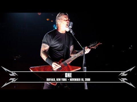 Metallica: One (MetOnTour - Buffalo, NY - 2009) Thumbnail image