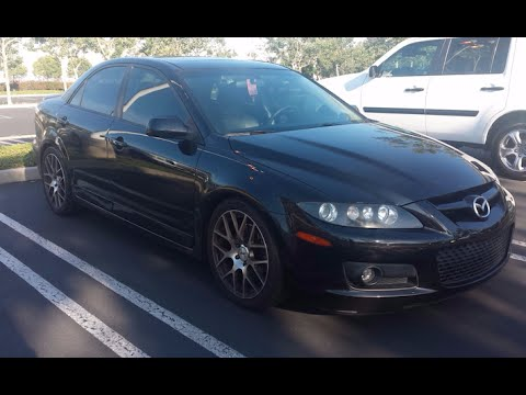 Modified mazdaspeed6 one take youtube for Mazdaspeed 6 exterior mods