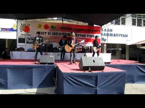 ungu-untukmu selamanya (cover) - success band - (ungu tribute)