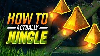 How to ACTUALLY Jungle: By a Mid Lane Main | Skill Capped