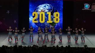Pittsburgh Pride All Stars - Ambush [2018 Small Senior Hip Hop Finals]