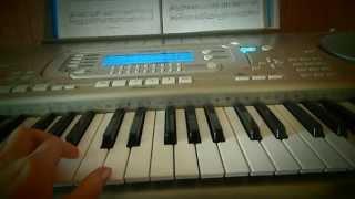 """The Second Dance (саундтрек к к/ф """"Хатико: Самый верный друг"""") Piano"""