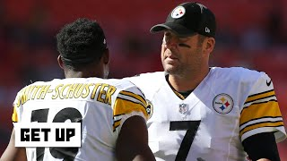 Where do the Steelers rank in the AFC with a healthy Ben Roethlisberger? | Get Up