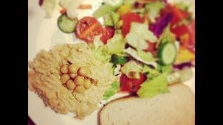 Кулинарное видео , Хумус, как делаю его Я(Где меня можно найти или мои ссылочки: Мой Модный блог