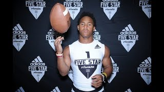 Alabama recruiting Wandale Robinson harder than most