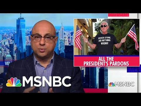 This Is Not How Pardons Should Be Used.   MSNBC