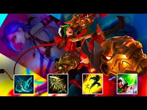 Jinx Montage 10 - Best Jinx Plays | League Of Legends Mid