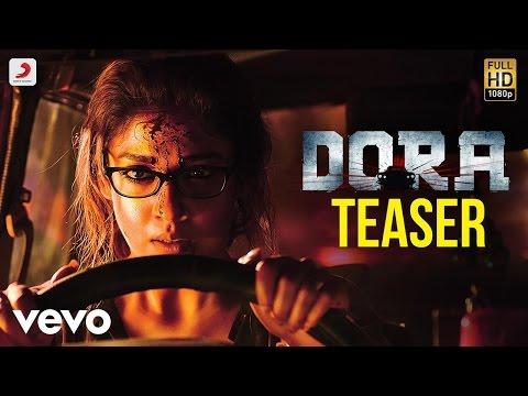 Dora Telugu - Official Teaser| Nayanthara...