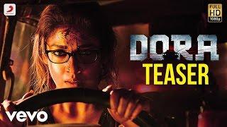 Dora Telugu - Official Teaser| Nayanthara | Vivek - Mervin