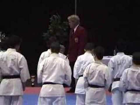 16e Championnat Kyokushinkai Trophées 2008 Myriam Mansour #2