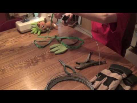 Cosplay Making: Chespin Part 1