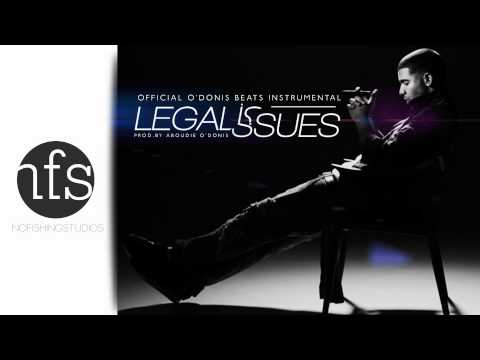Legal Issues(Drake Type Beat)