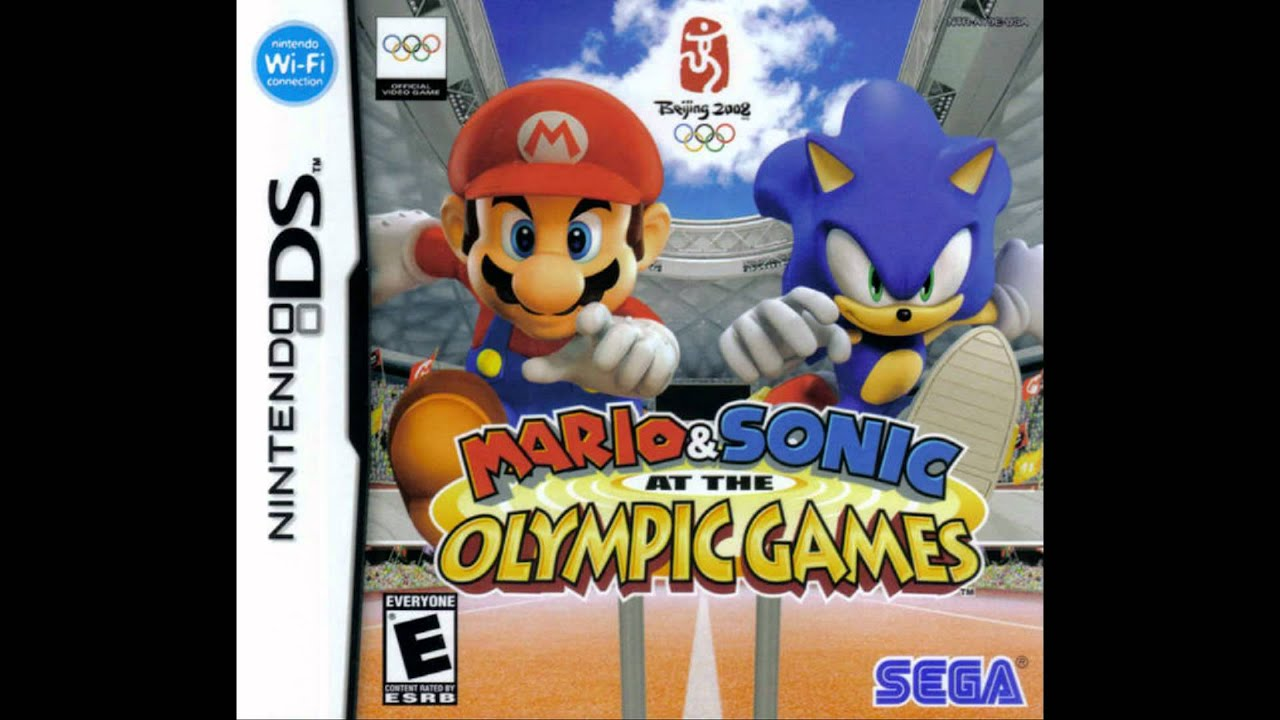 Mario And Sonic At The Olympic Games NDS ROM + Download ...