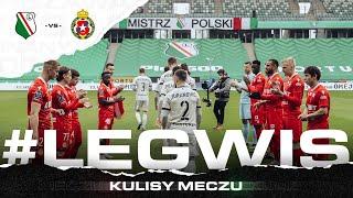 SZPALER DLA MISTRZÓW! Kulisy meczu z Wisłą Kraków