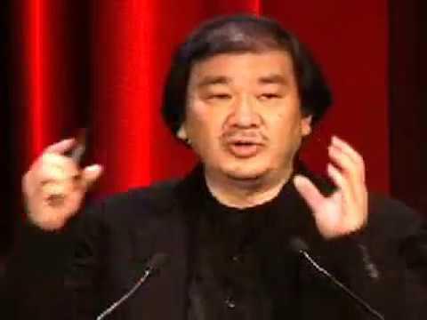 Architekturvortrag Shigeru Ban 16.1.2010