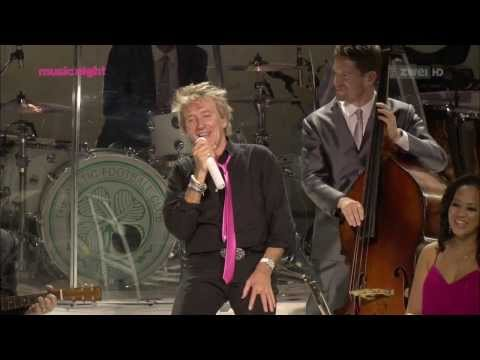 Rod Stewart   I Don't Want To Talk About It Live 2012