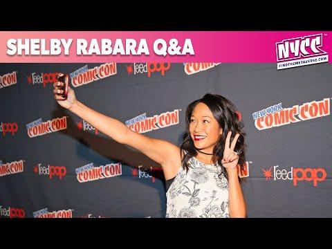 Shelby Rabara Q&A at Florida Supercon 2016