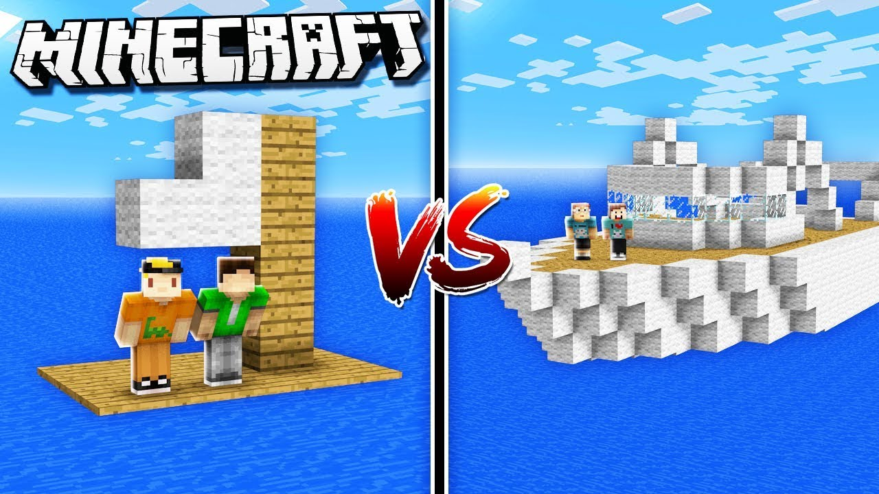 the-pals-noobs-vs-pro-boat-challenge-minecraft-noob-vs-pro-build
