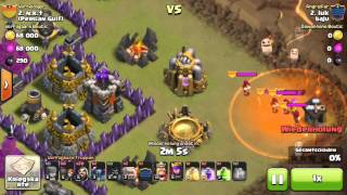 Clan-Krieg. | Let's Play Clash of Clans