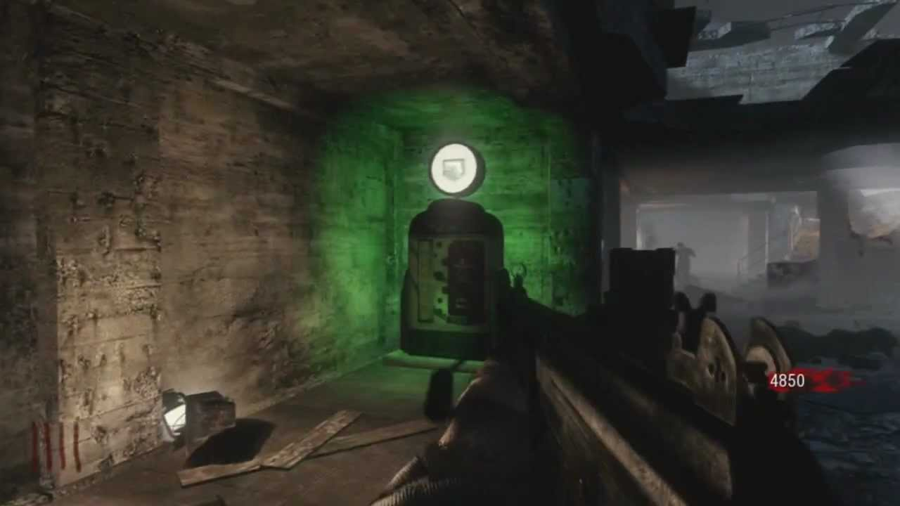 Everything About Nacht Der Untoten : CODZombies