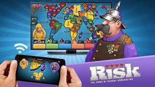 RISK para ANDROID!!! 😱🔥 | PolGames | Español