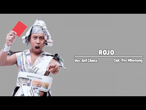 Arif Citenx - Rojo (Official Music Video)