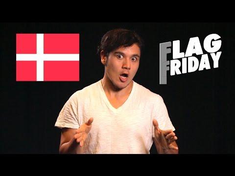 FLAG FRIDAY! DENMARK!