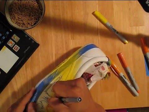 Making Of The Koi Shoe