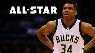 Giannis antetokounmpo should start in the 2017 nba all-star game! nba 2k17 mypark gameplay!