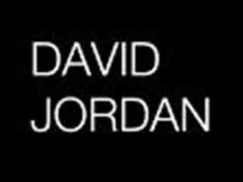 David Jordan - Sun goes down