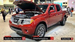 2020 Nissan Frontier 3.8L – Redline: First Look – 2020 CAS