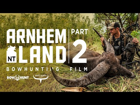 Arnhem Land Part 2 | Bowhunting Buffalo |  BOWHUNT DOWNUNDER