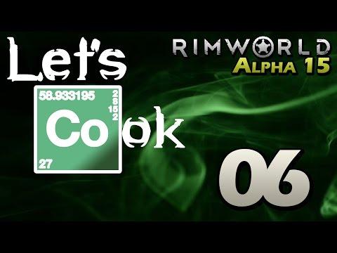 Let's Play RimWorld Alpha 15 - Episode 6 - Prisoners [Rimworld Alpha 15 Gameplay]
