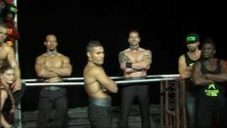 show body art athltes de rue gl events 2