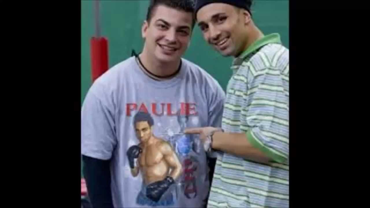 Galerry  and trash talk with ex boxing champ Paulie Malignaggi MMAjunkie