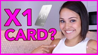 NEW X1 Credit Card - Smartest Card Ever?!