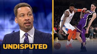 Undisputed | Chris Broussard IMPRESSED Thunder trading Chris Paul proved HOU won the Westbrook deal