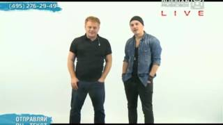 Вконтакте LIVE С Антоном Юрьевым. в гостях: Ден Петров