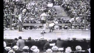 Jess Willard -vs- Jack Johnson | 100th Anniversary Fight & Rare Footage